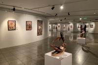 """""""中赞文化年——赞比亚当代艺术展""""在中华世纪坛开幕 领略你没有去过的异域风情"""