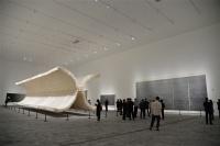 济宁市美术馆开馆首展,呈现中国水墨的美学精神