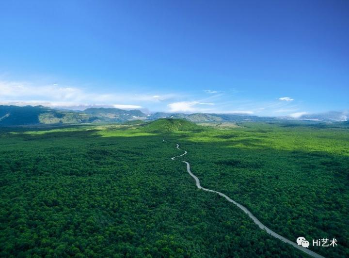 腾冲火山公园