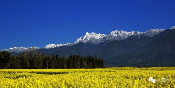 美丽的高黎贡山