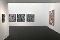 """青年艺术家徐悰新作亮相指纹画廊,呈现未完成的""""雨水"""""""