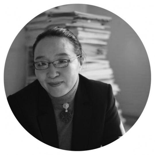 戴锦华  北京大学人文特聘教授,北京大学电影与文化研究中心主任