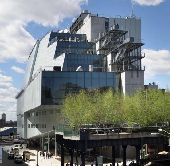 惠特尼美术馆