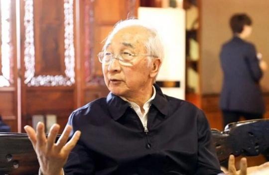 靳尚谊寄语平遥国际雕塑节