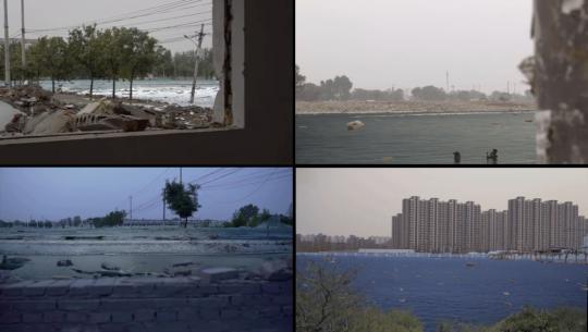 """叶秋森《一亿年前是海》 08'54"""" 单屏录象 、彩色有声2018"""