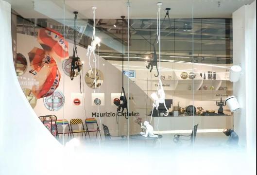 意大利家居品牌Seletti的猴灯