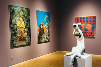 玉兰堂收藏展第二弹,聚焦中国年轻女性艺术家的收藏研究
