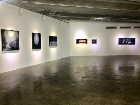 三影堂开幕陈大志作品展 呈现藏身于时光皱褶中的精神隐秘