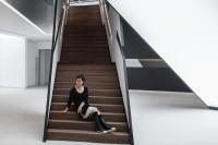 """从业仅六年,她在上海""""造""""了两座美术馆"""