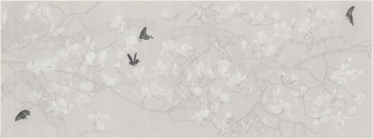 艾米李画廊高茜、康春慧双个展,一首清凉的夏日之歌