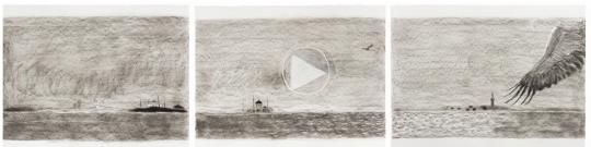 《博斯普鲁斯海峡》局部图