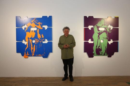 艺术家伊万·梅萨克
