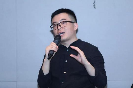 白盒子艺术馆副馆长、策展人曹茂超