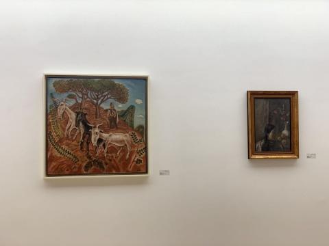云南油画40年的谱系+ 偏于一隅的百花齐放