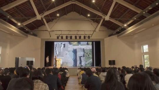 4月3日妹岛和世(Kazuyo Sejima)《环境与建筑》公教现场