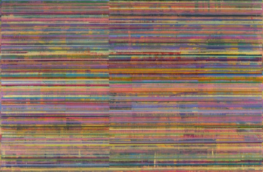曲丰国《四季 秋》145×220cm 布面油画2015