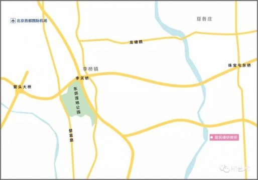 北京市公寓及实践的独立艺术空间一览(点击图片放大)