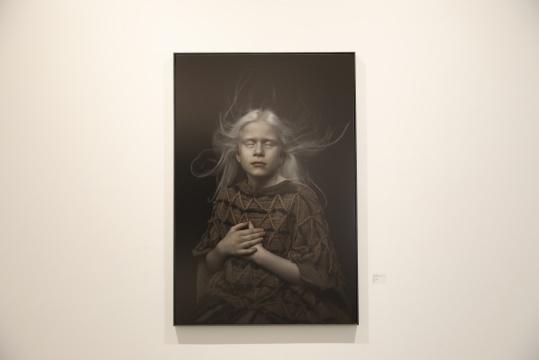 马特奥.巴西雷 《地心历险记1 》120×180cm 艺术微喷 2017