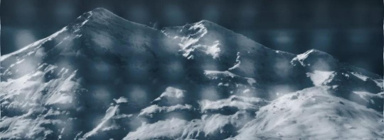 《辉光》,110x300cm,摄影及综合艺术手段
