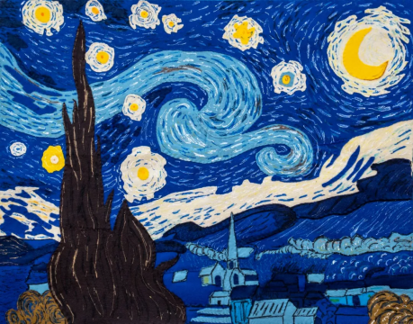 在木木美术馆,看露西·斯帕罗的艺术史狂想曲