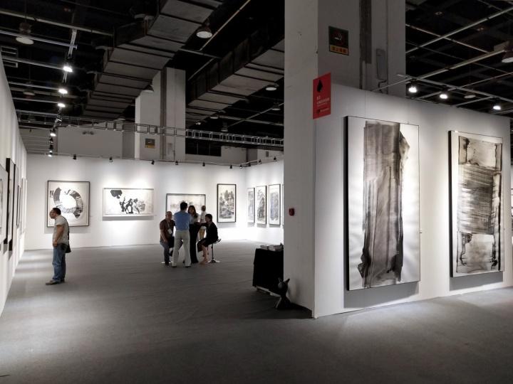 太和艺术空间展位现场