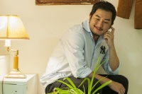 时永骏 他把工作室从台北运到北京,一个月后再销毁