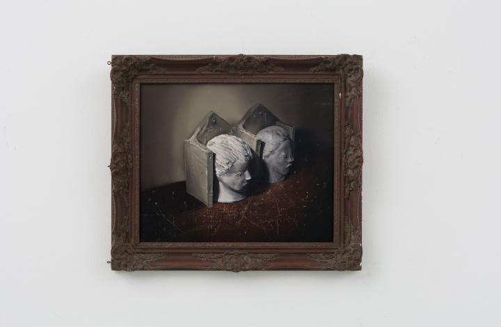 时永骏《沙龙照-双人房》61×71cm 布面油画 2018