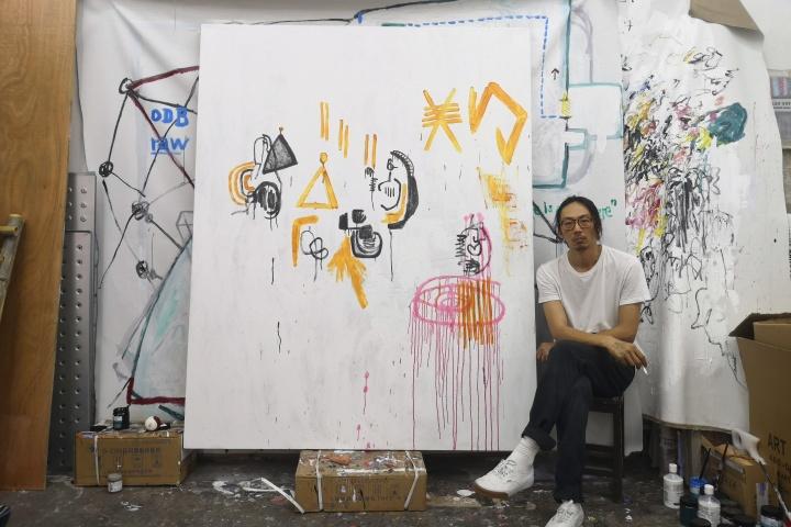 奶粉zhou在上海的工作室