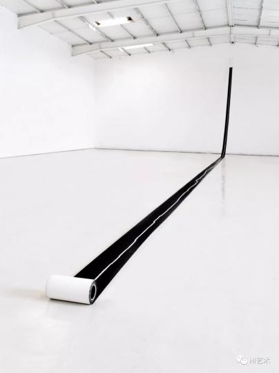 《+40m》20×4000cm木刻2012