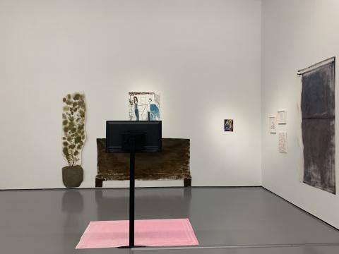 日本的Misako & Rosen画廊,带来特雷弗·清水的《无题(客厅)》和肯·加贺美的作品