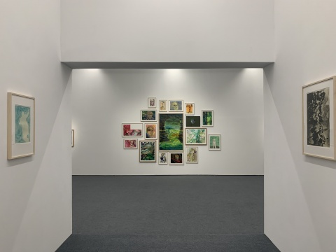 第二届Condo Shanghai开幕 AIKE携手三家画廊呈现6位艺术家