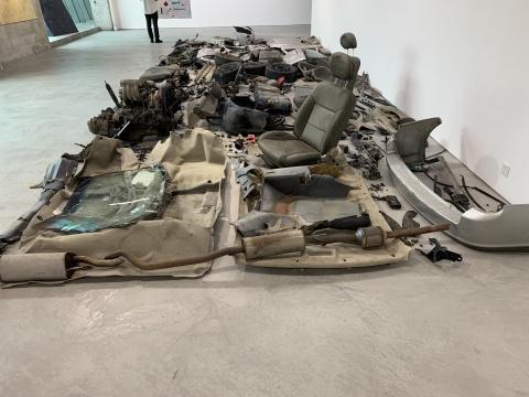 "Condo Shanghai发起者,马凌画廊带来""秩序的幽灵"""