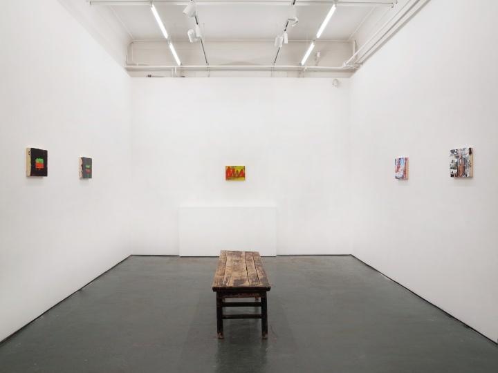 """亦安画廊在798的最后一个展览""""世界之窗:宽云个展""""(©️亦安画廊)"""