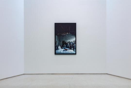邢丹文《个人日记》摄影 1993-2003 红砖美术馆藏 © 邢丹文