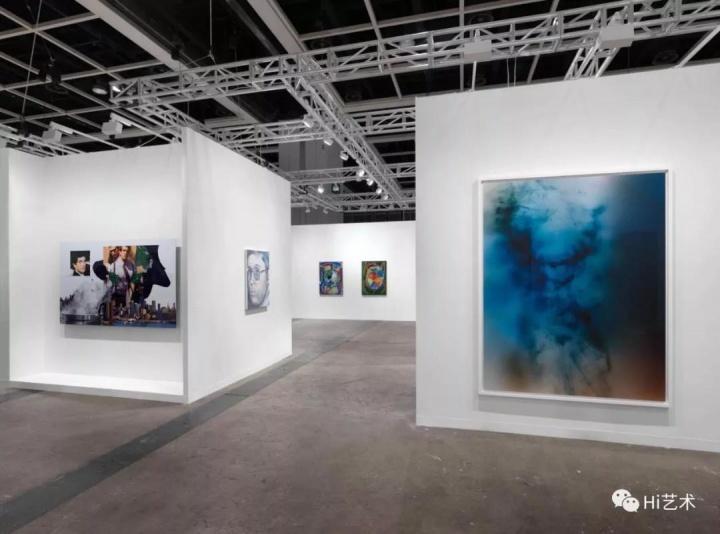 卓纳在2019香港巴塞尔的展位