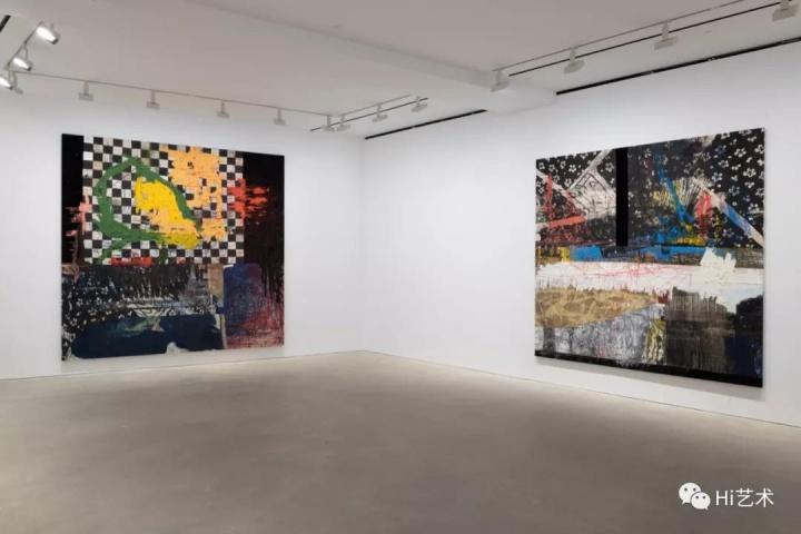 """2018年奥斯卡·穆里略在卓纳香港的个展""""原地飞行"""""""