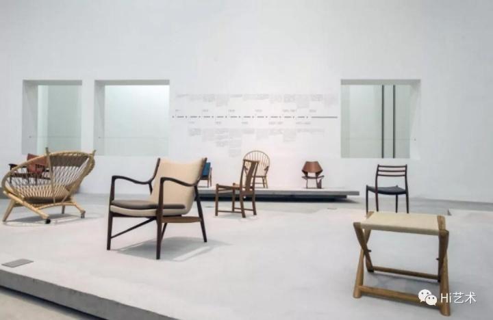 """""""识别区:中国-丹麦家具设计""""展览现场 2016"""