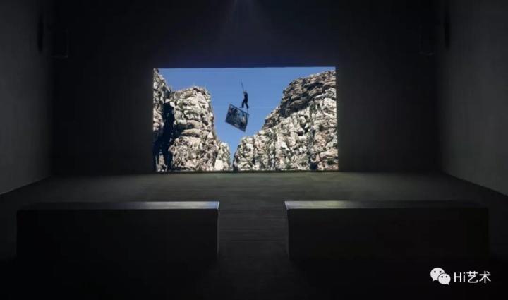 """""""仪礼·兆与易""""展览现场 2018"""