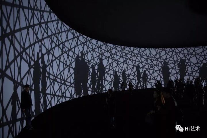"""""""奥拉维尔·埃利亚松:道隐无名""""展览现场 2018"""