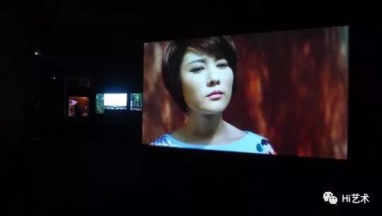 """红砖美术馆开馆展""""太平广记""""现场 2015"""
