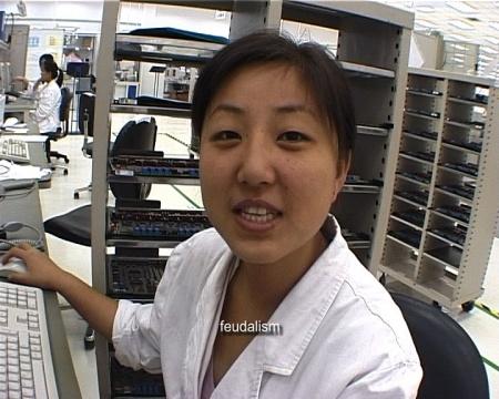 """杨振中《春天的故事 (西门子)》单路视频13'5""""2003"""