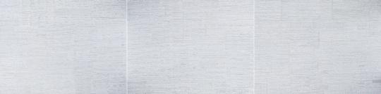 申凡《标点-002》报纸上丙烯 90×360cm×32014