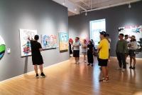 """玉兰堂画廊带来""""大力水手"""" 潮流艺术展 一次为期7天的童年记忆之旅"""