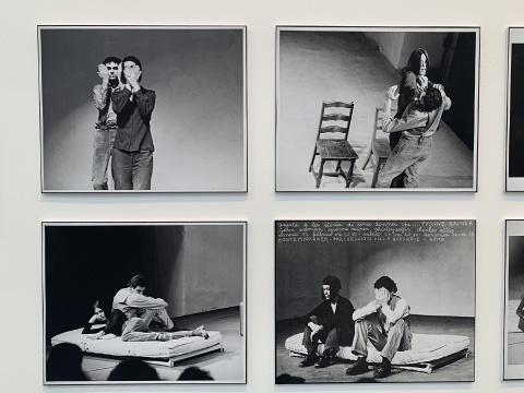 伊冯娜·雷娜 《这是一个女人的故事》 纽约新城市剧院 1962