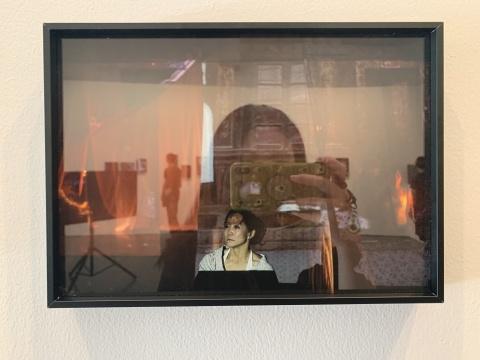 文慧 《听三奶奶将过去的事情》 表演 2012