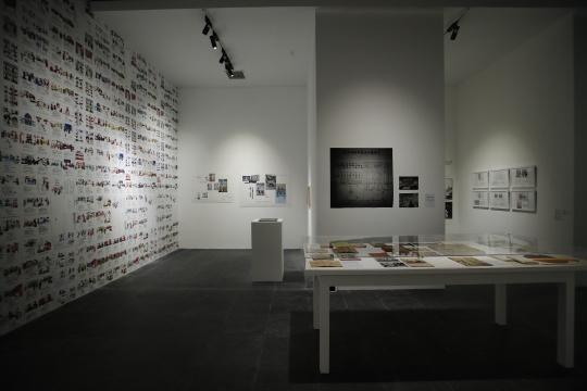 """""""幼年与历史""""(策展人:Andris Brinkmanis、Paolo Caffoni、印帅)"""