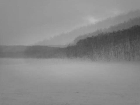 《山雪-2》150×200cm 无酸收藏艺术纸2018