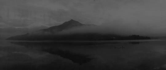 《云山图-1》127.2×300cm 无酸 收藏艺术纸2016