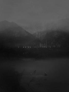 《无题-2》80×60cm 无酸收藏艺术纸2016