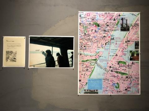 李巨川,《武汉长江大桥》,行为,1995